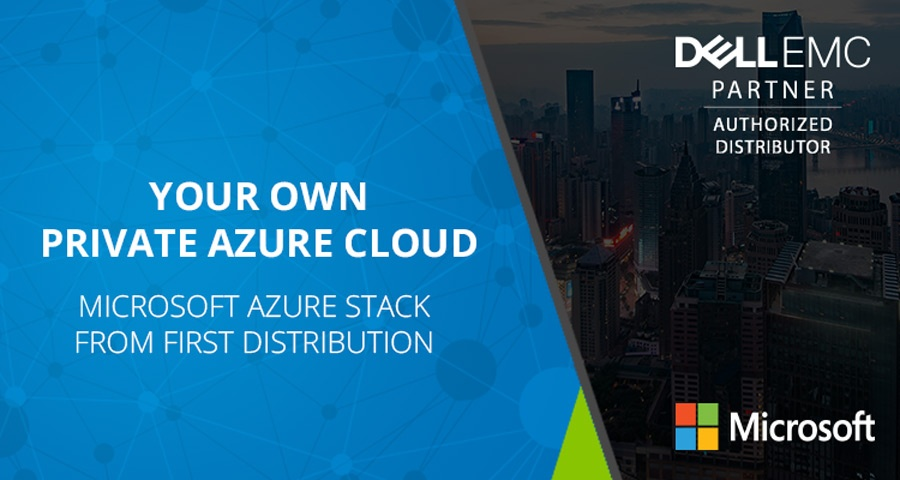 MICROSOFT AZURE STACK from First Distribution