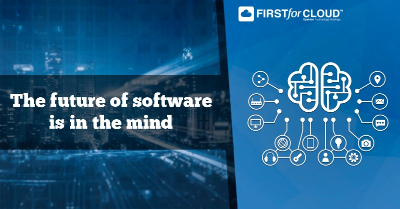 The future of software is in the mind